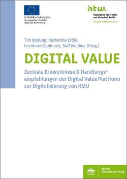 Digital Value von Bodung,  Tim, Erdle,  Katharina, Gebhardt,  Leonhard, Waubke,  Ralf