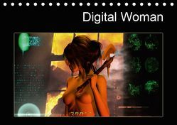Digital Woman (Tischkalender 2019 DIN A5 quer) von Franz,  Gerhard