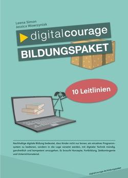 Digitalcourage Bildungspaket (Basisversion) von Leena,  Simon, Wawrzyniak,  Jessica