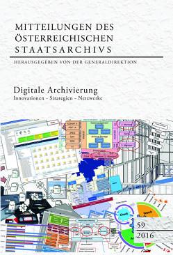 Digitale Archivierung von Generaldirektion des österreichischen