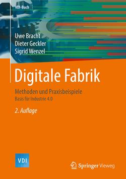 Digitale Fabrik von Bracht,  Uwe, Geckler,  Dieter, Wenzel,  Sigrid