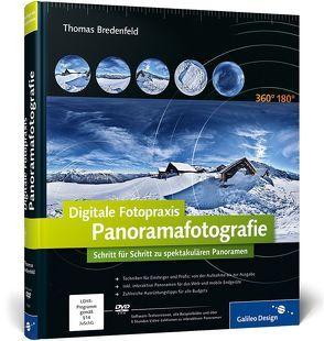 Digitale Fotopraxis Panoramafotografie von Bredenfeld,  Thomas