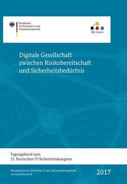 Digitale Gesellschaft zwischen Risikobereitschaft und Sicherheitsbedürfnis
