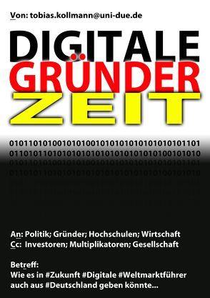 Digitale Gründerzeit von Kollmann,  Tobias