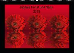 Digitale Kunst und Natur (Wandkalender 2019 DIN A2 quer) von Fornal,  Martina
