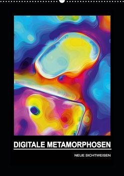DIGITALE METAMORPHOSEN – NEUE SICHTWEISEN (Wandkalender 2020 DIN A2 hoch) von Borgulat,  Michael