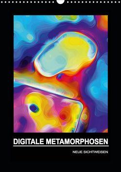 DIGITALE METAMORPHOSEN – NEUE SICHTWEISEN (Wandkalender 2020 DIN A3 hoch) von Borgulat,  Michael