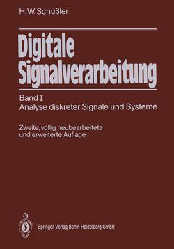 Digitale Signalverarbeitung von Schüssler,  Hans W