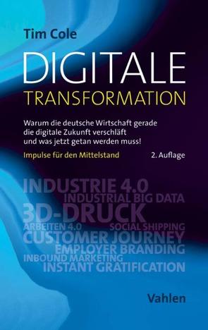 Digitale Transformation von Cole,  Tim