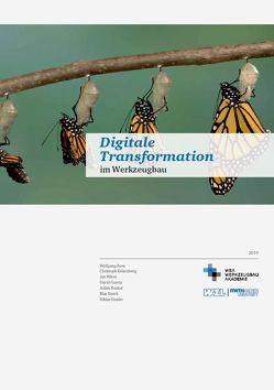 Digitale Transformation von Boshof,  Julian, Busch,  Max, Goertz,  David, Kelzenberg,  Christoph, Kessler,  Niklas, Prof. Dr. Boos,  Wolfgang, Wiese,  Jan