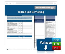 Digitale Vorlagensammlung Flexibel Arbeitsmodelle