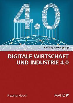 Digitale Wirtschaft und Industrie 4.0 von Raffling,  Philip, Schock,  Sofie