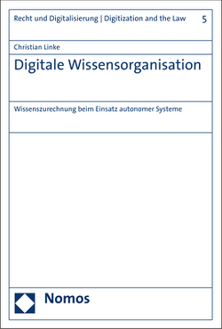 Digitale Wissensorganisation von Linke,  Christian