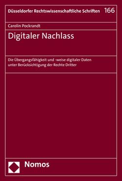 Digitaler Nachlass von Pockrandt,  Carolin