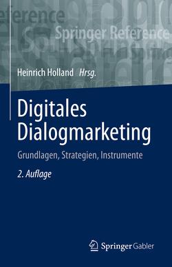 Digitales Dialogmarketing von Holland,  Heinrich