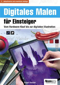 Digitales Malen für Einsteiger von Hassler,  Roger
