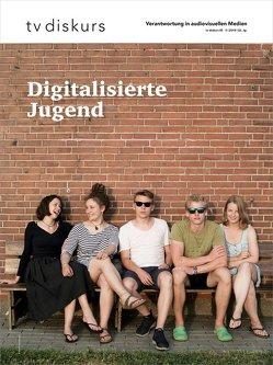 Digitalisierte Jugend von Freiwillige Selbstkontrolle Fernsehen e.V.,  Freiwillige Selbstkontrolle Fernsehen e.V.,