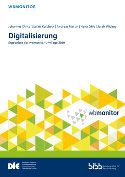 Digitalisierung von Christ,  Johannes, Koscheck,  Stefan, Martin,  Andreas, Ohly,  Hana, Widany,  Sarah