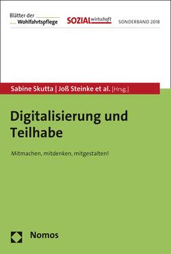 Digitalisierung und Teilhabe von Skutta,  Sabine, Steinke,  Joß