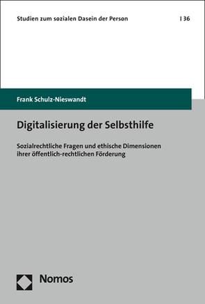 Digitalisierung der Selbsthilfe von Schulz-Nieswandt,  Frank