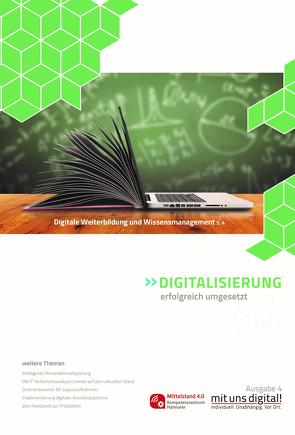 Digitalisierung erfolgreich umgesetzt von Denkena,  Berend