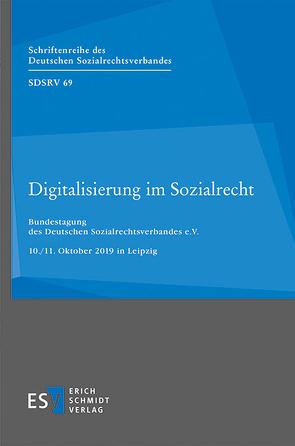 Digitalisierung im Sozialrecht von Rolfs,  Christian