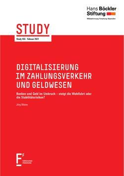 Digitalisierung im Zahlungsverkehr und Geldwesen von Bibow,  Jörg