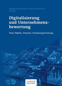 Digitalisierung und Unternehmensbewertung von Ballwieser,  Wolfgang, Hachmeister,  Dirk