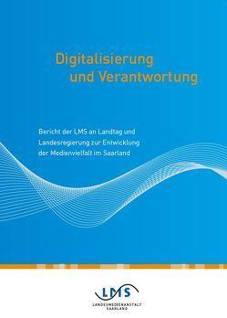 Digitalisierung und Verantwortung von Dr. Jörg,  Ukrow, Uwe,  Conradt