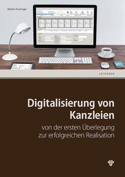 Digitalisierung von Kanzleien von Puchinger,  Martin