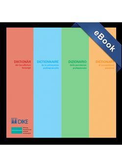 Diktionär der beruflichen Vorsorge (Buch inkl. CD)