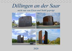 Dillingen an der Saar (Tischkalender 2020 DIN A5 quer) von Rufotos