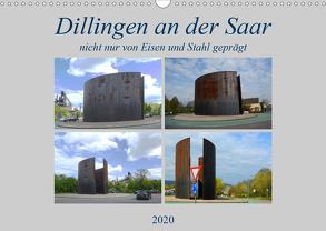 Dillingen an der Saar (Wandkalender 2020 DIN A3 quer) von Rufotos