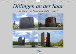 Dillingen an der Saar (Wandkalender 2020 DIN A4 quer) von Rufotos