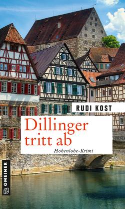 Dillinger tritt ab von Kost,  Rudi