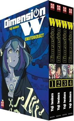 Dimension W – Einsteigerset von Iwahara,  Yuji, Klepper,  Alexandra