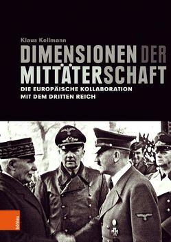 Dimensionen der Mittäterschaft von Kellmann,  Klaus