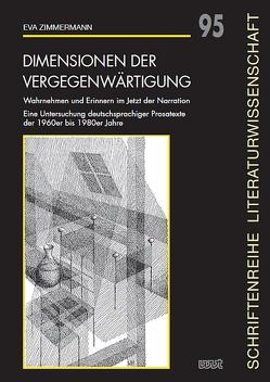 Dimensionen der Vergegenwärtigung von Zimmermann,  Eva