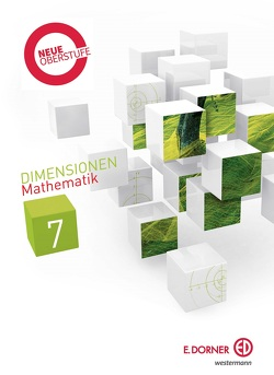 Dimensionen, Mathematik 7 von Mayer,  Walter, Süss-Stepancik,  Evelyn