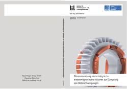 Dimensionierung motorintegrierter elektromagnetischer Aktoren zur Dämpfung von Rotorschwingungen von Emmrich,  Jakub