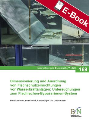 Dimensionierung und Anordnung von Fischschutzeinrichtungen vor Wasserkraftanlagen