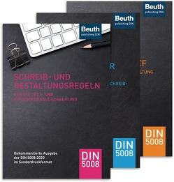 DIN 5008 – Das Praxispaket von Grün,  Karl, Mathea,  Siegfried, Schulz,  Gundula
