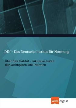 DIN – Das Deutsche Institut für Normung