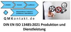 Mustervorlagen zur Norm DIN EN ISO 13485:2016 von Seiler,  Klaus
