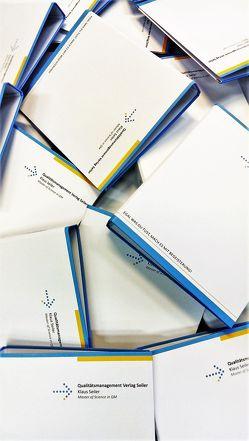 Musterhandbuch Gesundheitsmanagement nach DIN SPEC 91020 und DIN EN ISO 9001:2008 von Seiler,  Klaus