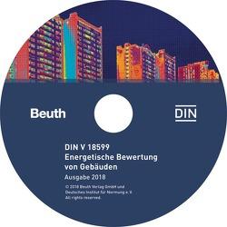 DIN V 18599 – Energetische Bewertung von Gebäuden