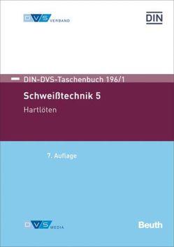 DIN/DVS Taschenbuch 196/1