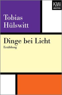 Dinge bei Licht von Hülswitt,  Tobias
