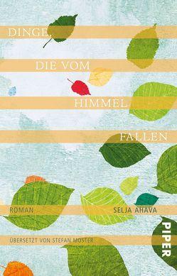 Dinge, die vom Himmel fallen von Ahava,  Selja, Moster,  Stefan