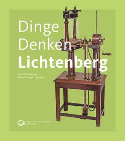 DingeDenkenLichtenberg von Fieseler,  Christian, Hölscher,  Steffen, Mangei,  Johannes